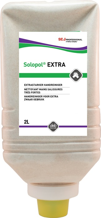 Handreiniger Solopol® EXTRA 2l m.Aloe