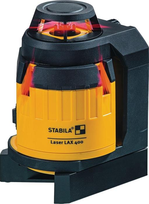 Multilinienlaser LAX 400 20m ± 0,3 mm/m