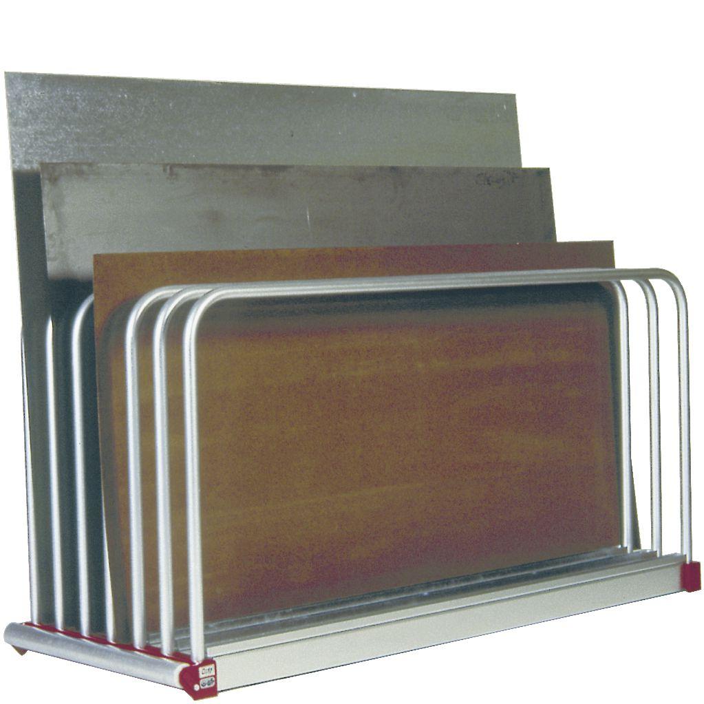 Tafelregal 6/45/1000 kg verzinkt