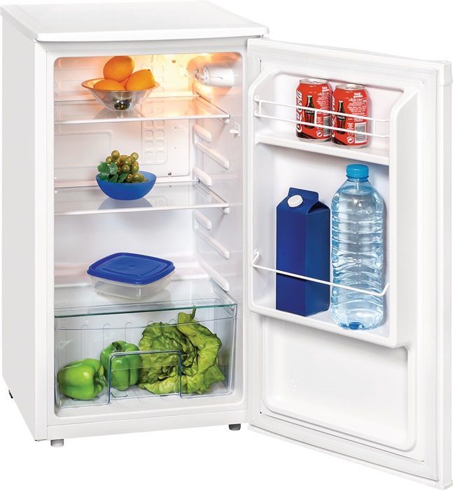 Kühlschrank KS85-V-090F 82l weiß 41 dB
