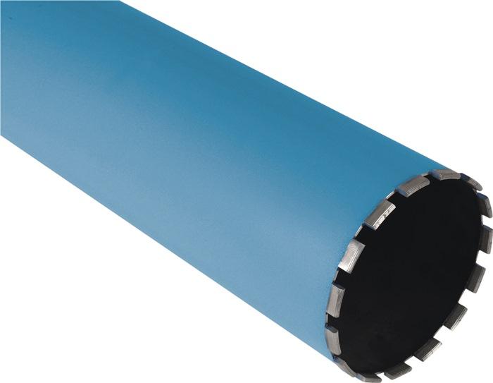 Diamantbohrkrone Premium D.102mm L.450mm