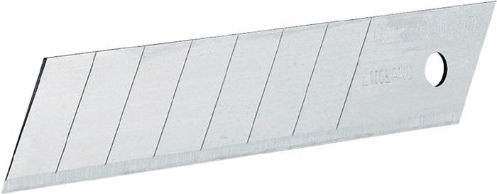 Abbrechklinge L110xB18xS0,63mm 7