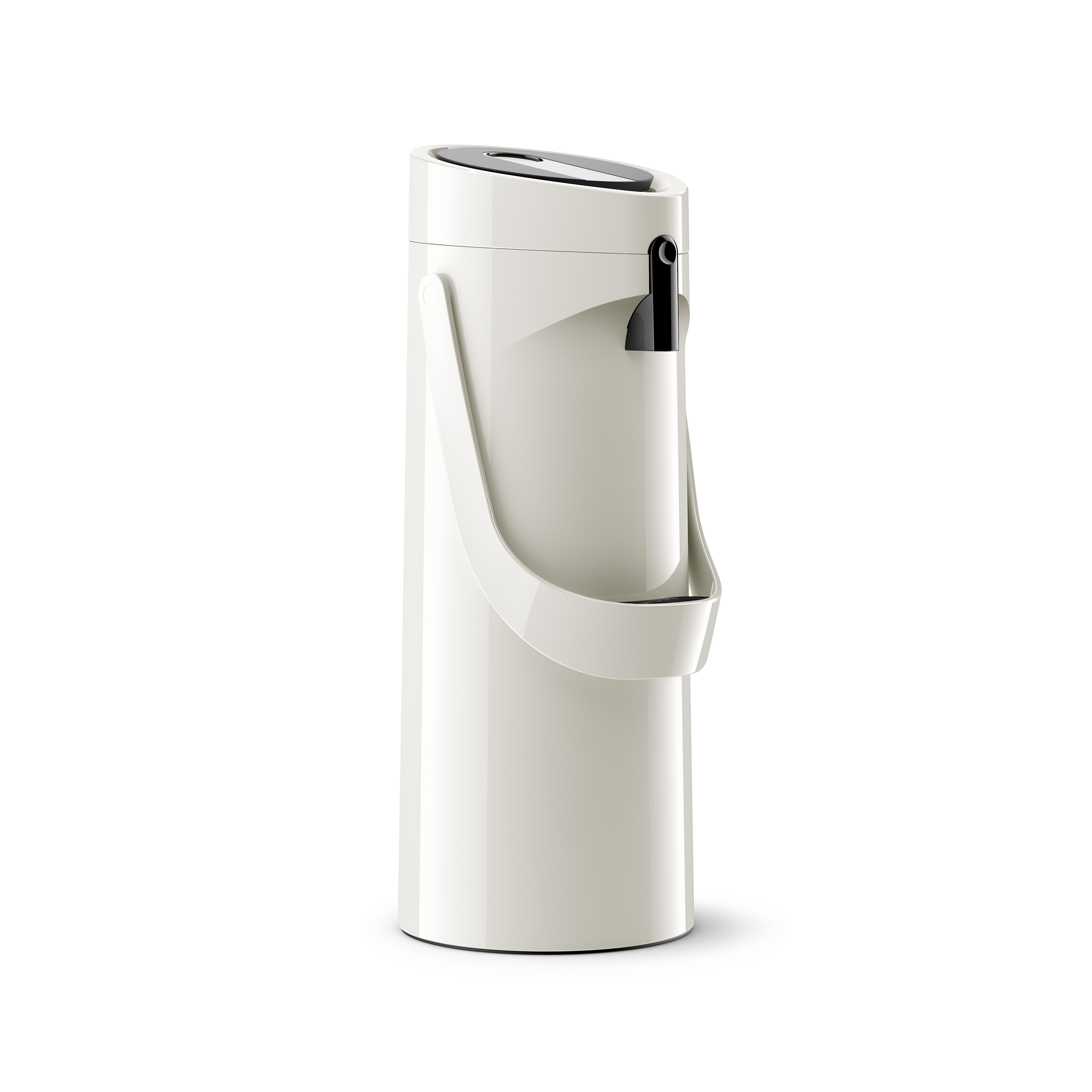 515707 EMSA PONZA Pump-Isolierkanne 1,9 L Weiß