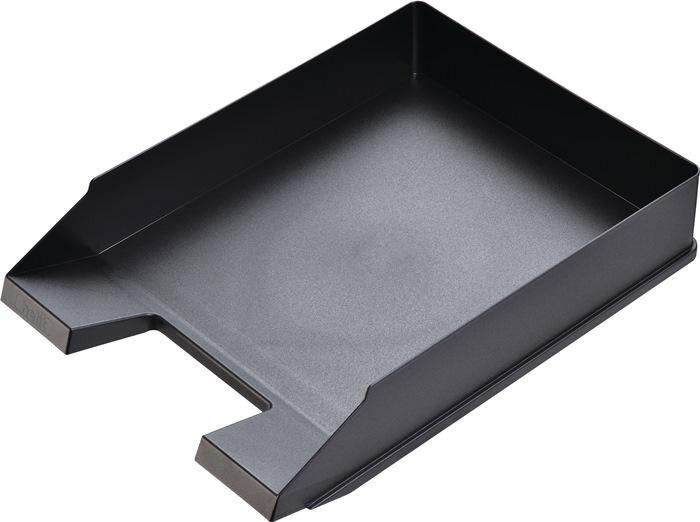 Briefablage DIN A4-C4 Ku.schwarz