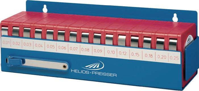 Fühlerlehrenbandset 0,3-1mm L.5m