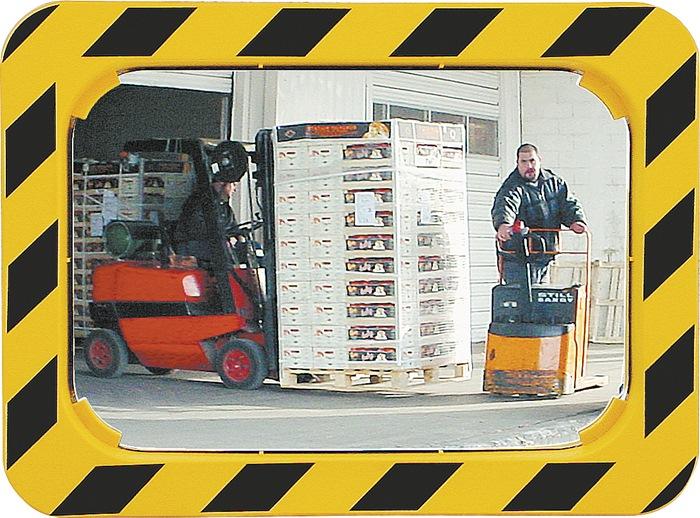 Sicherheits-/Verkehrsspiegel H400xB600mm
