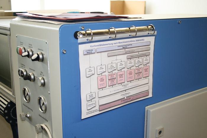 4-Ringmechanik verz.f.DIN A4 Hüllen