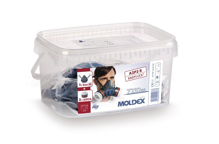 Atemschutzbox 723202 1x700201,2xA2P3 R