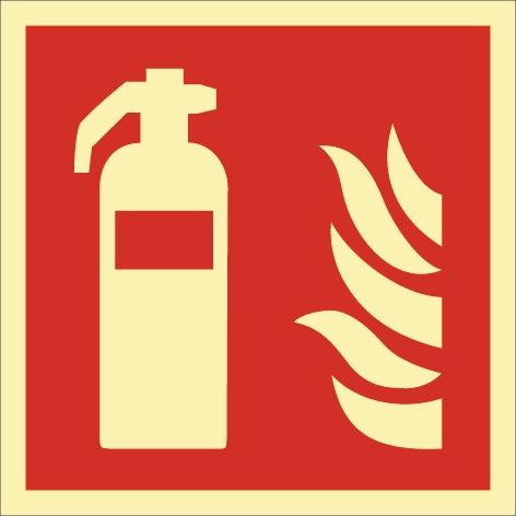 Brandschutzzeichen DIN EN ISO 7010
