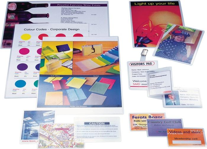 Folientasche Credit Card L86xB54mm
