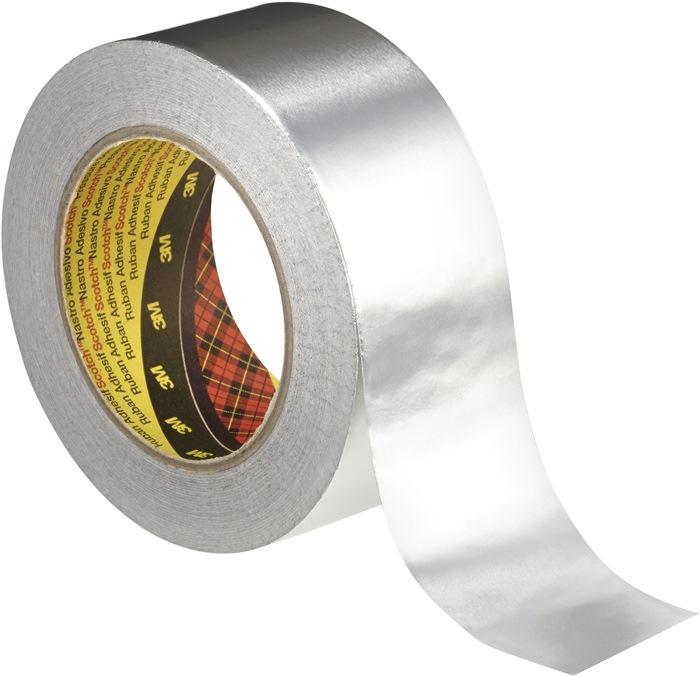 Aluminiumklebeband 1436 P/F m.Liner