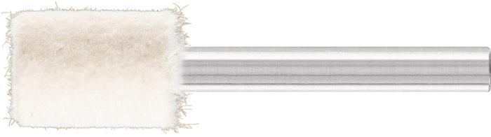 Filzpolierstift D15xH20mm 6mm Filz ZYA