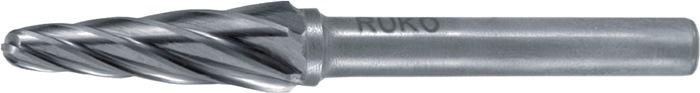 Frässtift KEL D.10mm Kopf-L.20mm