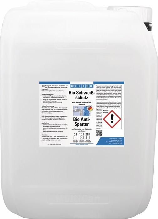 Bio-Schweißschutz 10l Kanister WEICON