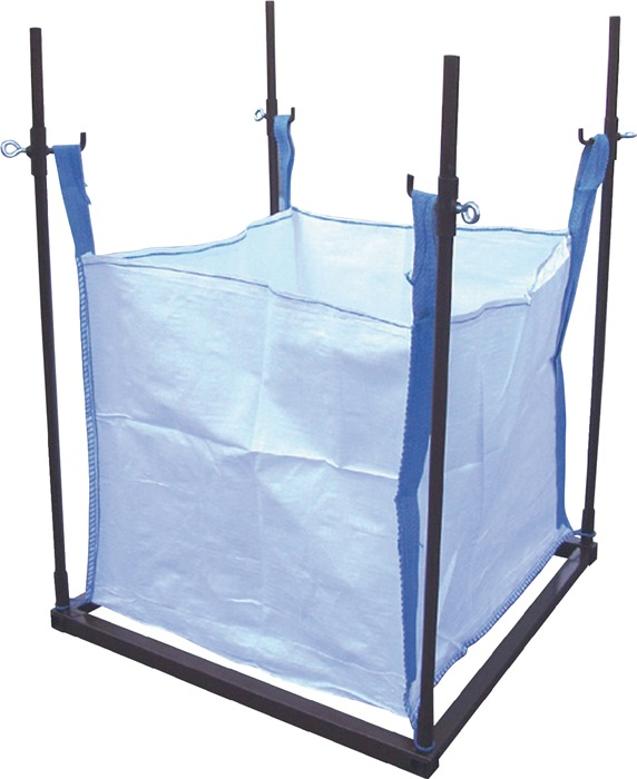 Big-Bag-Gestell L1,01xB1,01xH1,4m MÜBA