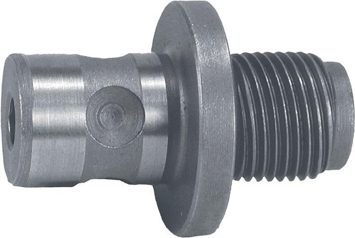 Adapter Quick IN m.Gewindeschaft M18x1,5