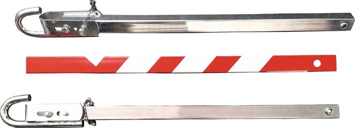 Abschleppstange STA verz.L750xB170xH60mm