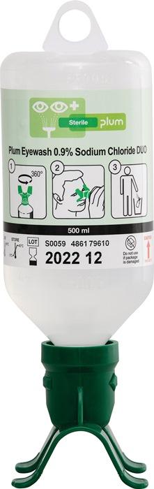 Augenspülflasche DUO 0,5l 3 Jahre