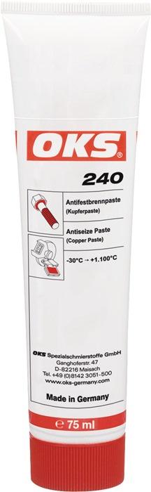 Antifestbrennpaste (Kupferpaste) OKS 240