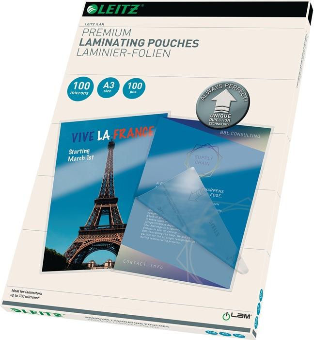 Laminierfolie DIN A3 L426xB303mm