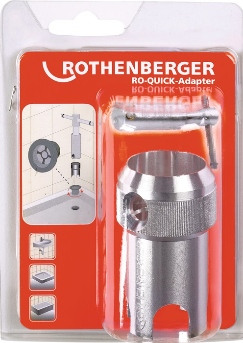 Adapter RO-QUICK L.75mm ROTHENBERGER
