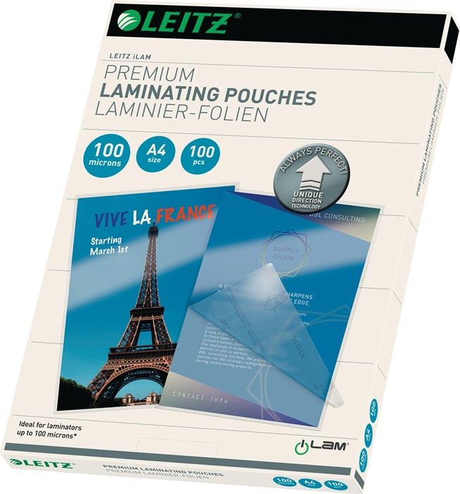 Laminierfolie DIN A4 L303xB216mm