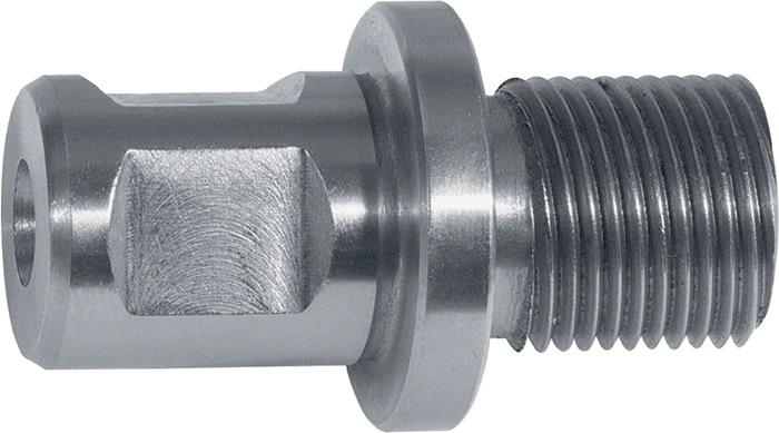 Adapter Weldon m.Gewindeschaft M18x1,5