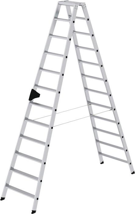 Stufenstehleiter 2x12 Stufen