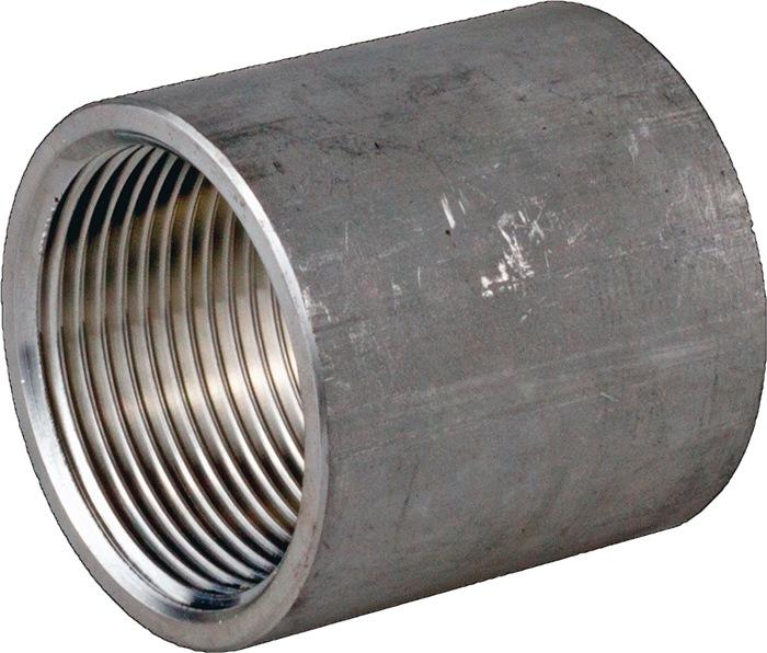 Muffe EN 10241 NPS 1 1/2 Zoll DN 40mm
