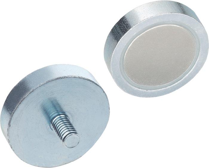 Haltemagnet GN 50.3 d1 13 ± 0,1mm d2 M
