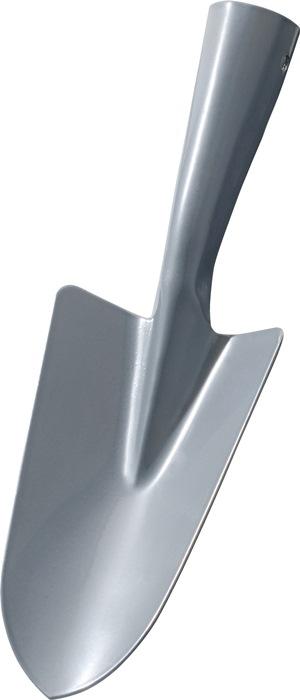 Ganzstahlpflanzkelle/Blumenkelle L.280mm