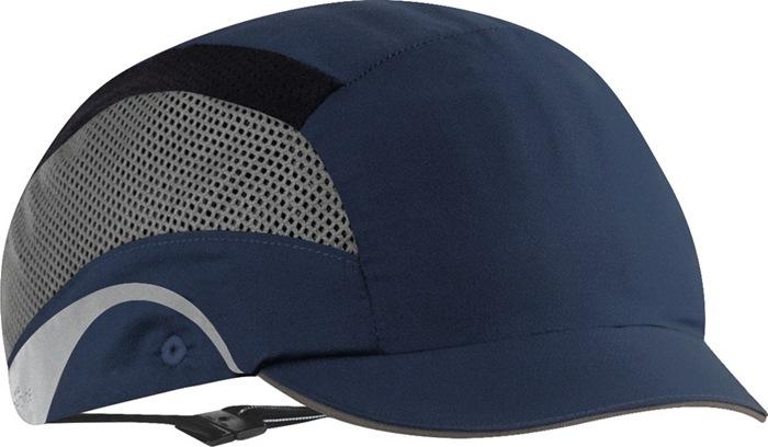 Anstoßkappe Aerolite® 53-64cm marineblau