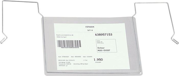 Dokumententasche B195xH135mm DIN A6 quer