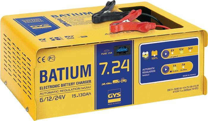 Batterieladegerät BATIUM 7-24 6/12/24 V