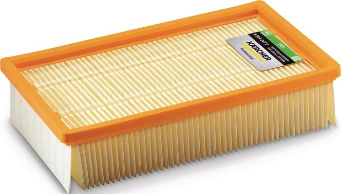 Flachfaltenfilter Sauger NT35/1 Ap