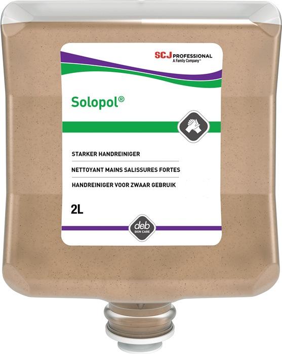 Handreinigungspaste Solopol 2l