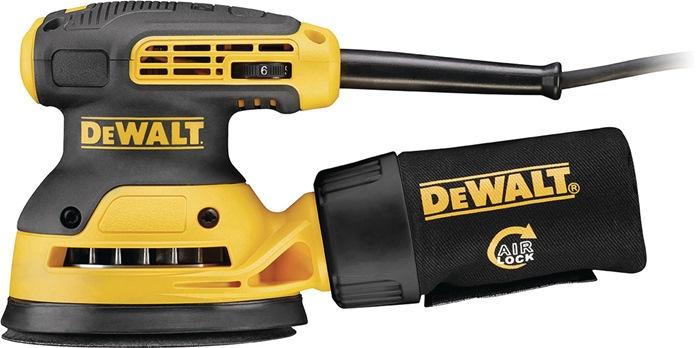 Exzenterschleifer DWE 6423 280 W 125mm