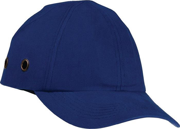 Anstoßkappe 54-59cm dunkelblau EN812:A1
