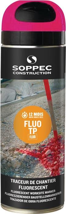 Baustellenmarkierspray FLUO TP