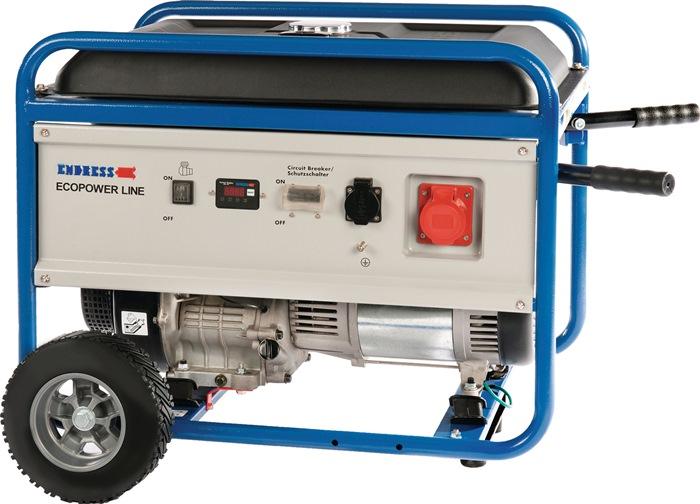 Stromerzeuger ESE 6000 DBS 6,25 kVA,5 kW