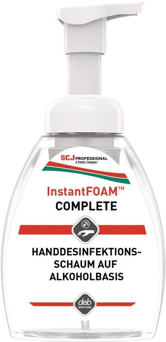 Schaum-Handdesinfektionsmittel