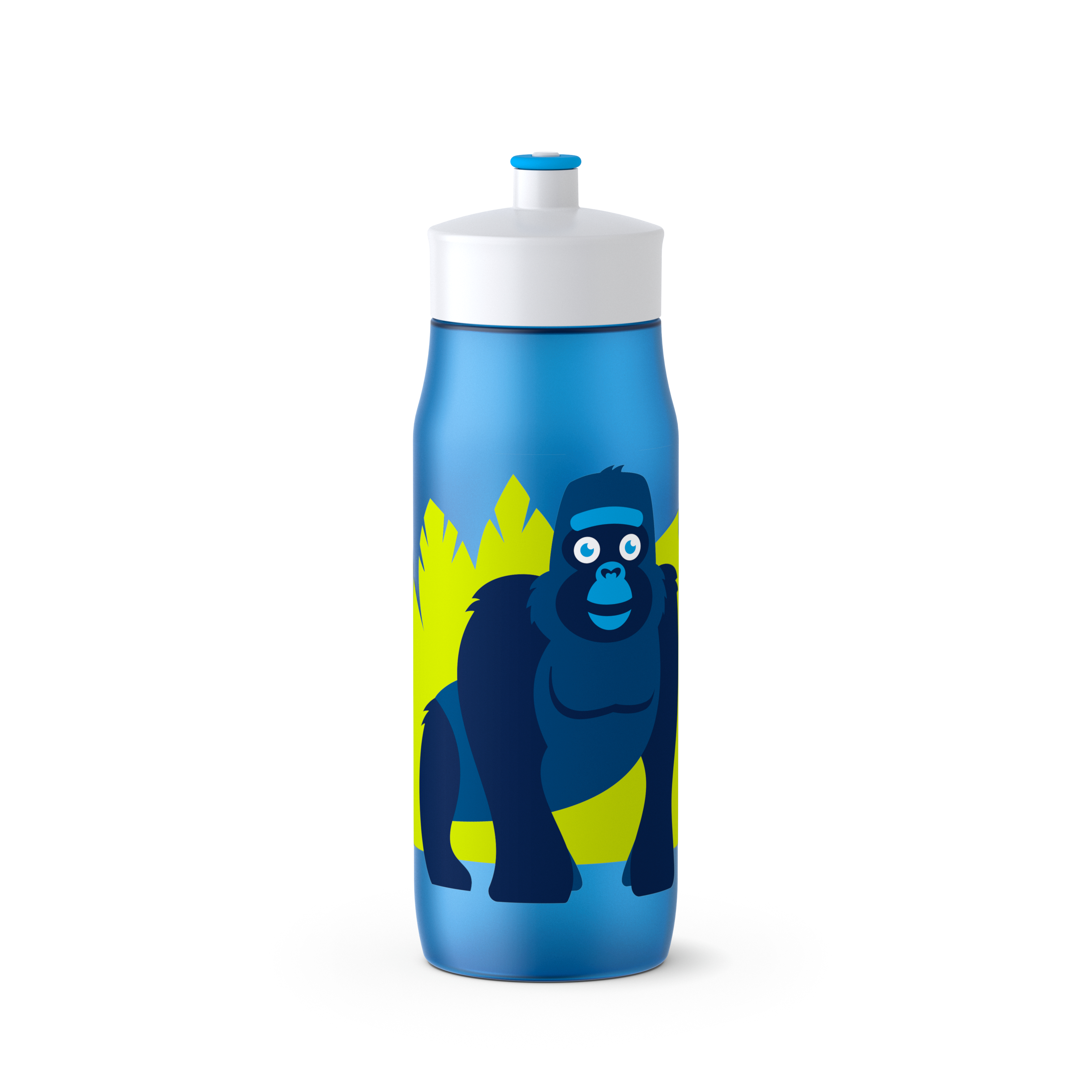 EMSA 518091 SQUEEZE Trinkflasche 0,6 L GORILLA