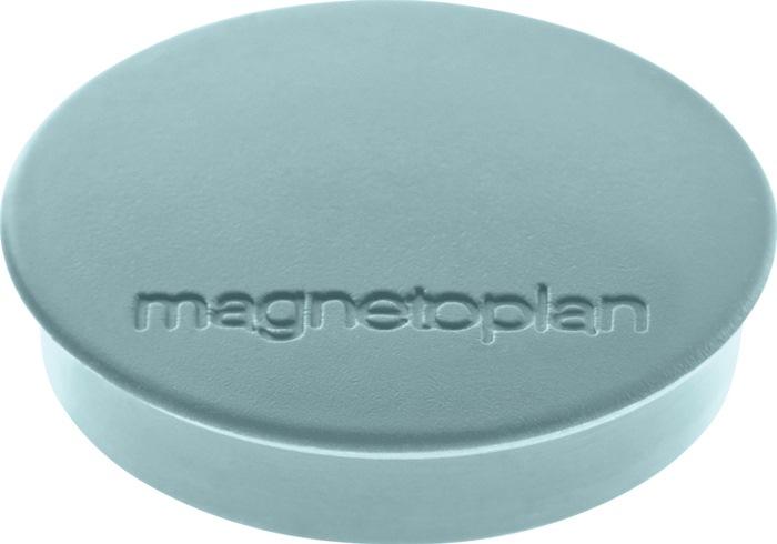 Magnet Basic D.30mm hellblau MAGNETOPLAN