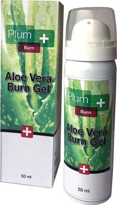 Brandwundengel Aloe Vera 50 ml