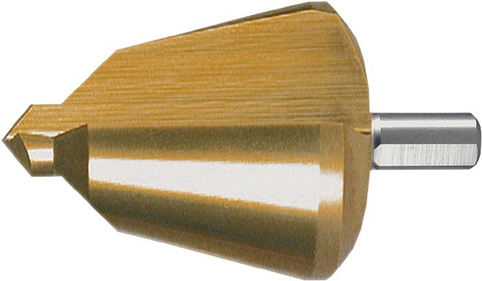 Blechschälbohrer Bohrber.40-61mm HSS TiN