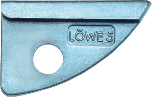 Ersatzamboss f.Löwe 5.107 Bl.verp.LÖWE