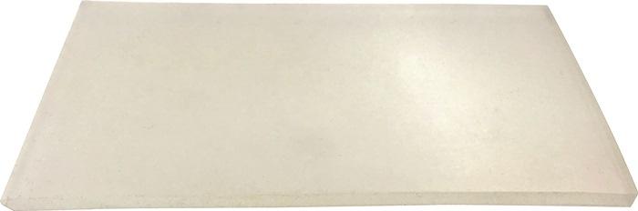 Gummiplatte Silik.B.1,2m L.10m D.2mm 60