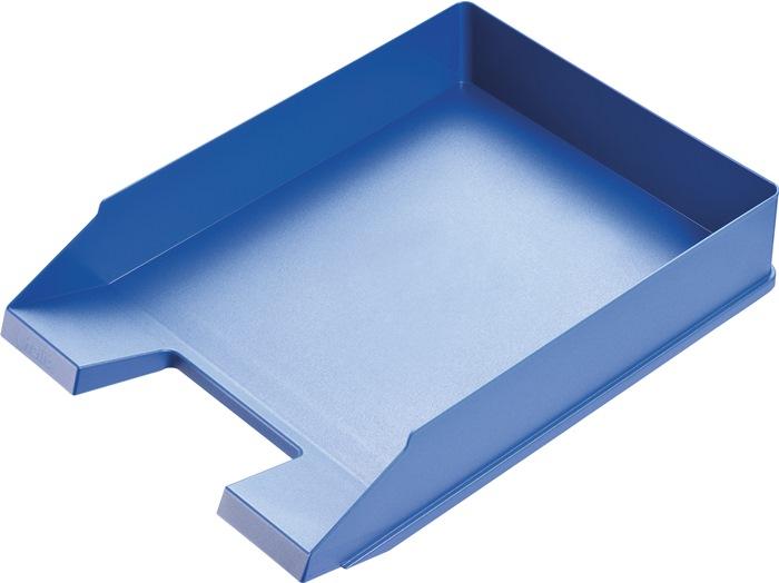 Briefablage f.DIN A4-C4 Ku.blau
