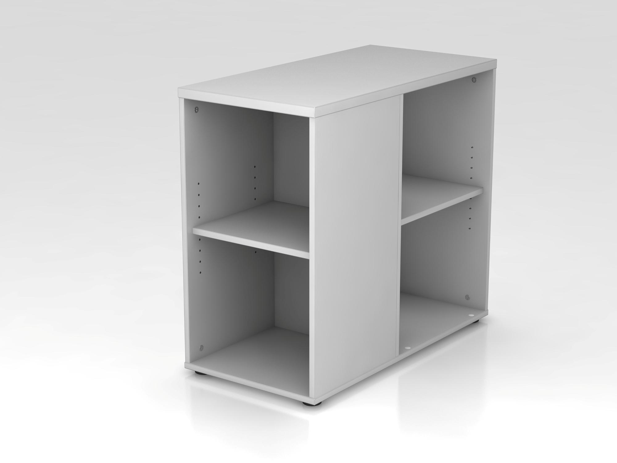 Anstellcontainer Grau