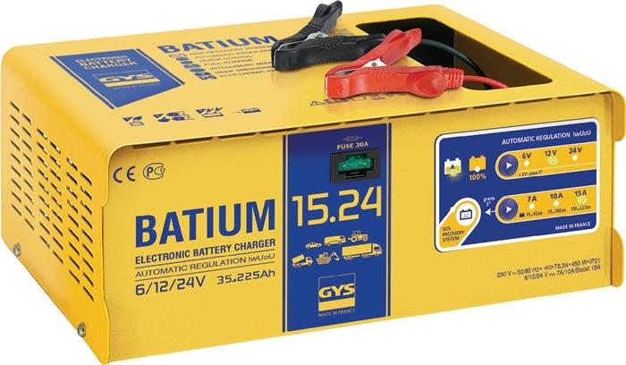 Batterieladegerät BATIUM 15-24 6/12/24 V